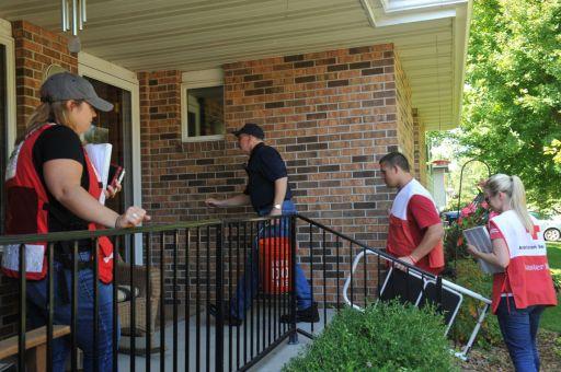 Home Fires Campaign, Iowa 2014