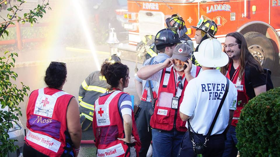 Volunteers, Donors Help Red Cross Serve Residents in2018