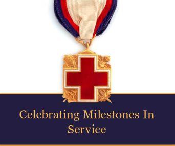 milestones of service logo